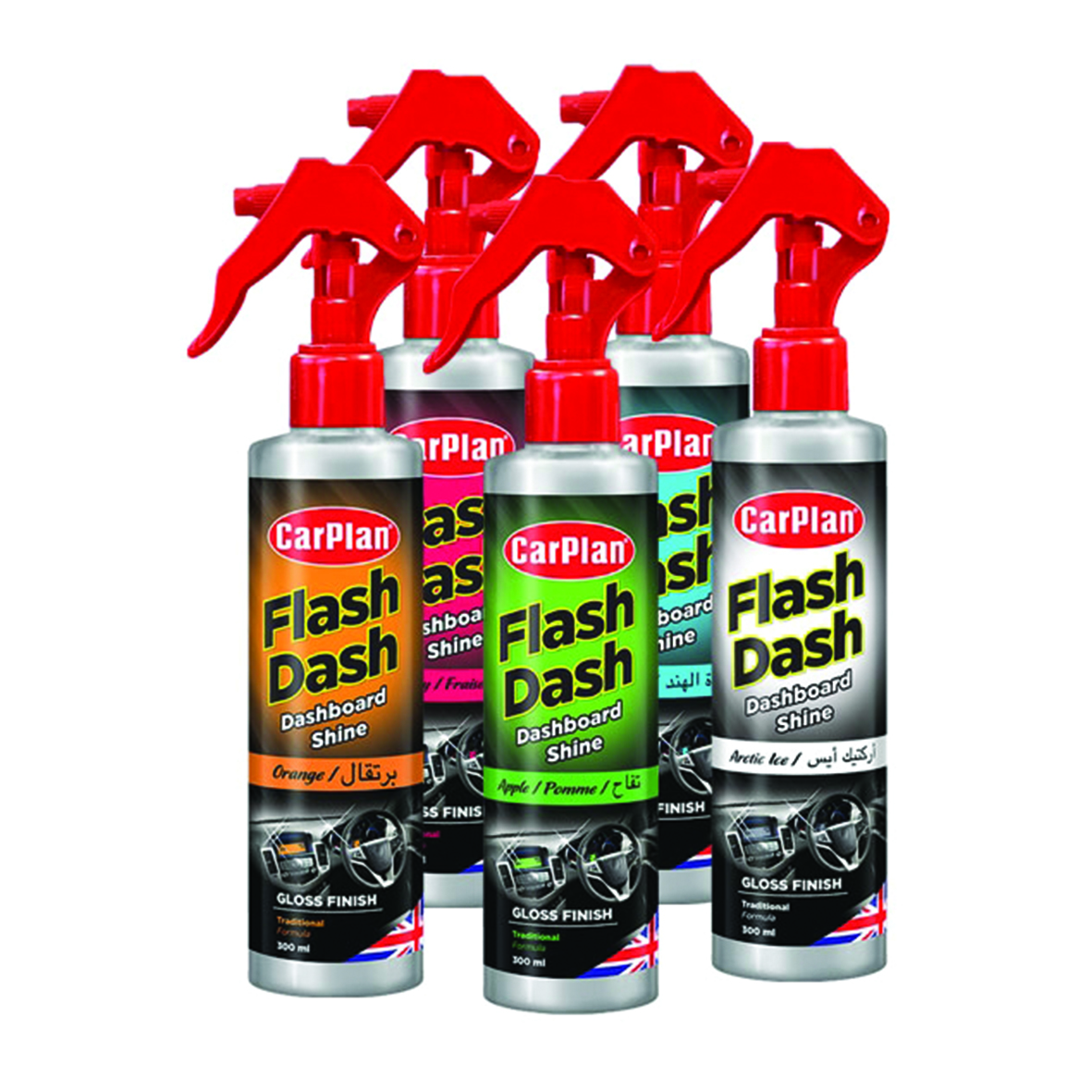 Flash Dash – Pump Spray