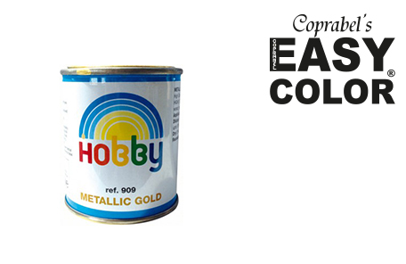 Hobby Gold 909 Metallic Gold