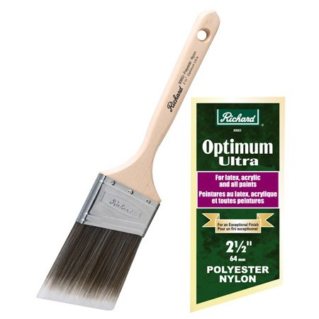 Angular Paint Brush, Optimum Ultra Series