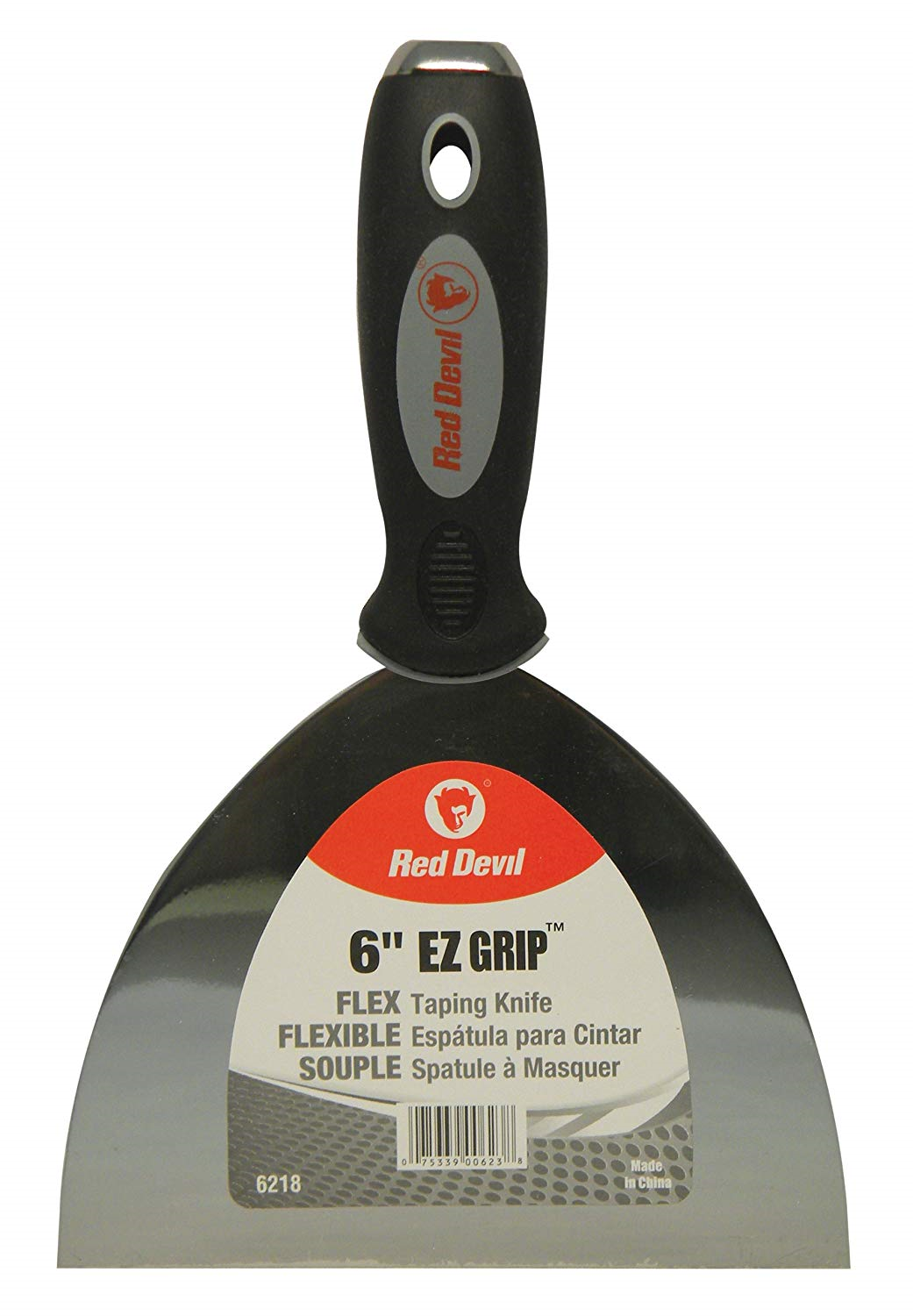 EZ  6″FLEX TAPING KNIFE – Rubber