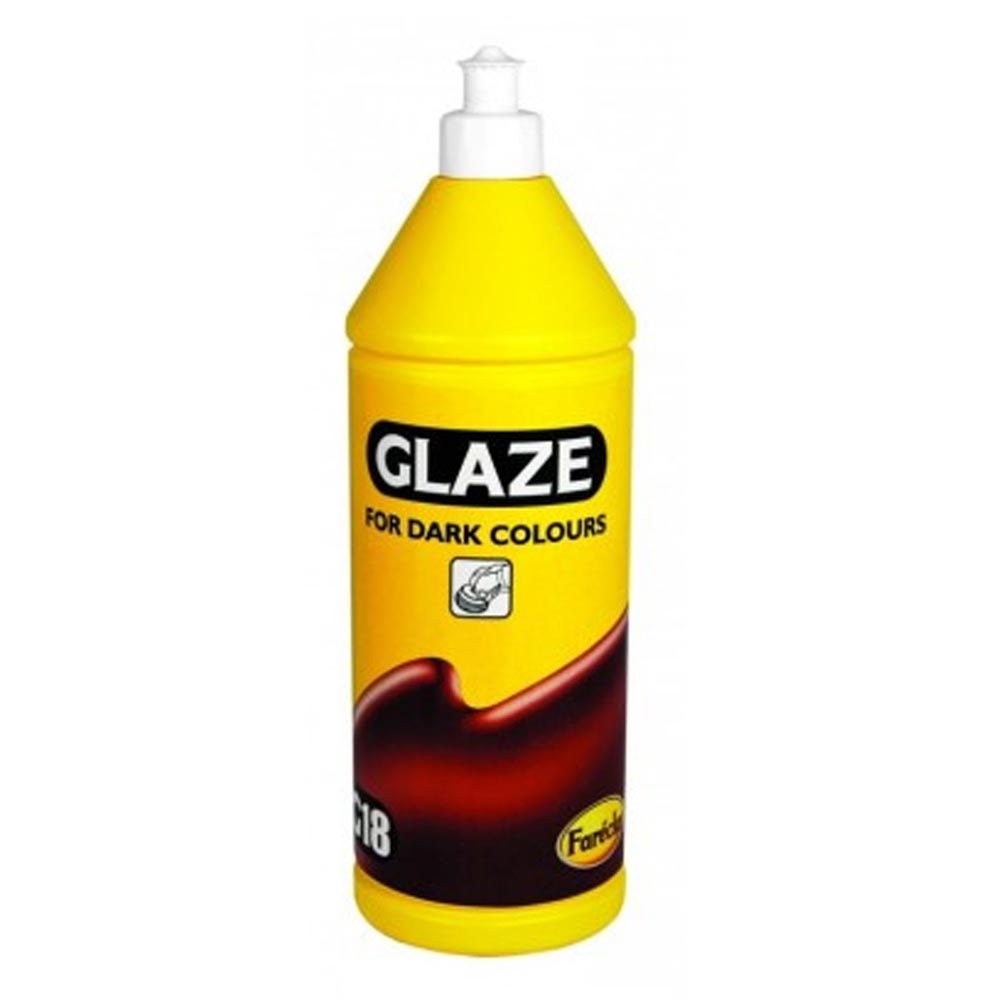 Glaze for Dark Colours