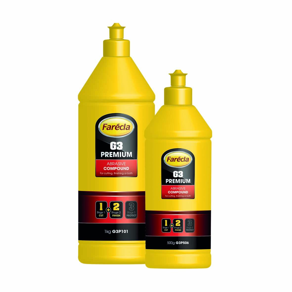 G3 Premium Abrasive Compund