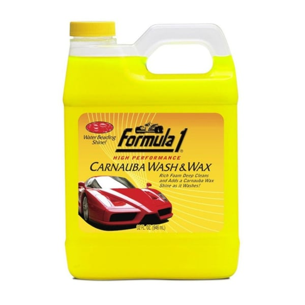 Carnauba Wash & Wax – 16 oz