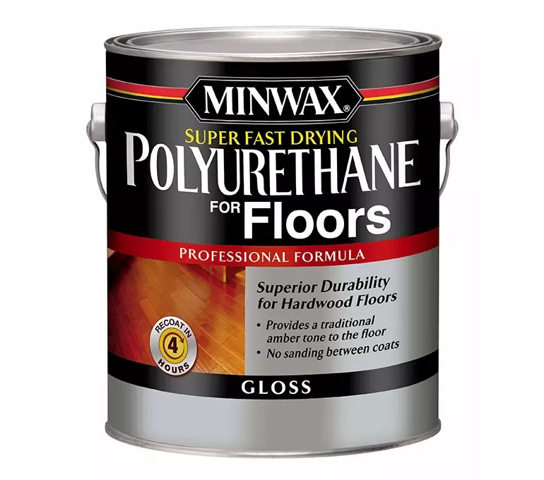 Minwax® Super Fast-Drying Polyurethane for Floors