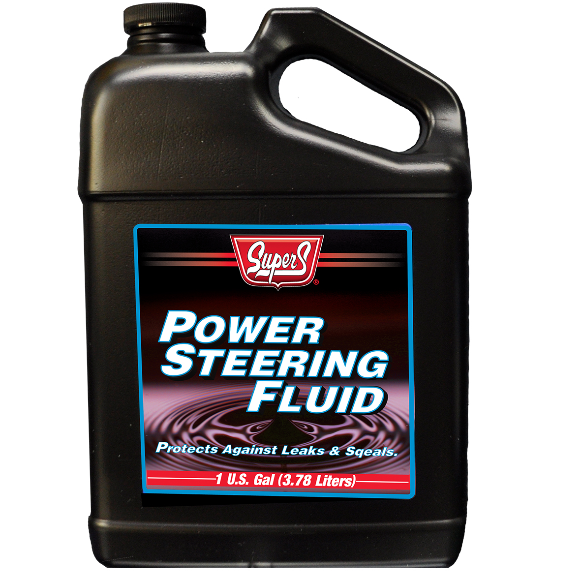 SUPER S POWER STEERING FLUID