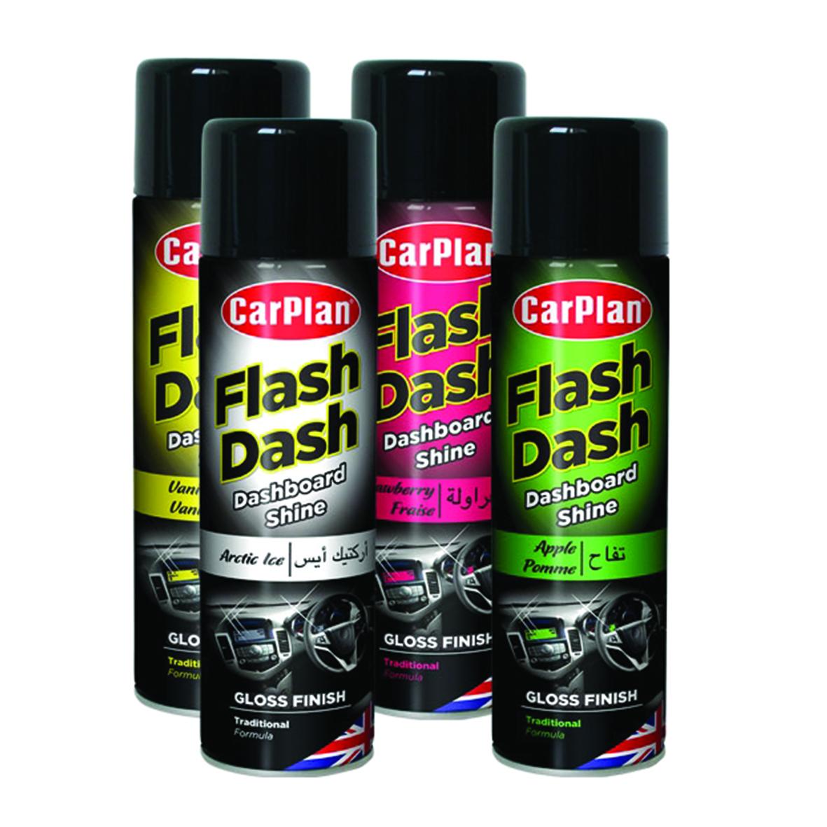 Flash Dash Dashboard shine