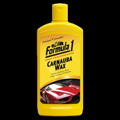 Carnauba Liquid Car Wax