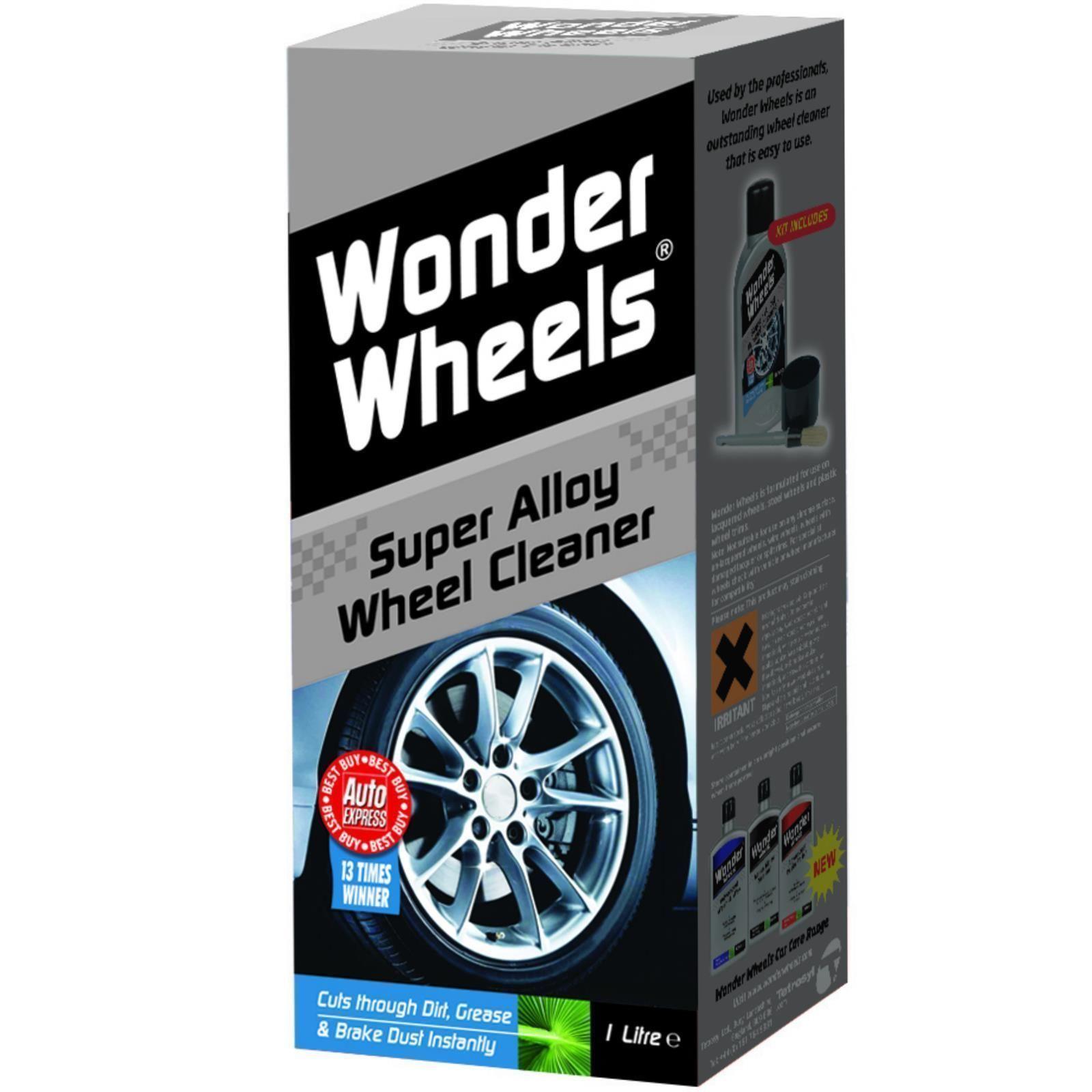 Wonder Wheels Cleaning Kit