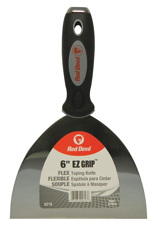 EZ  6″FLEX TAPING KNIFE – Rubber