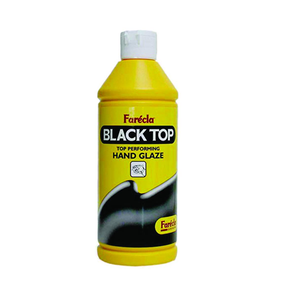 Black Top Hand Glaze