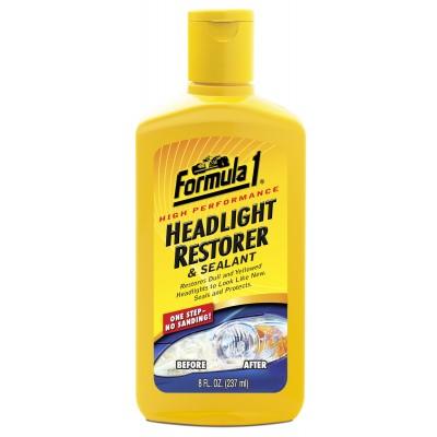 Headlight Restorer & Sealant