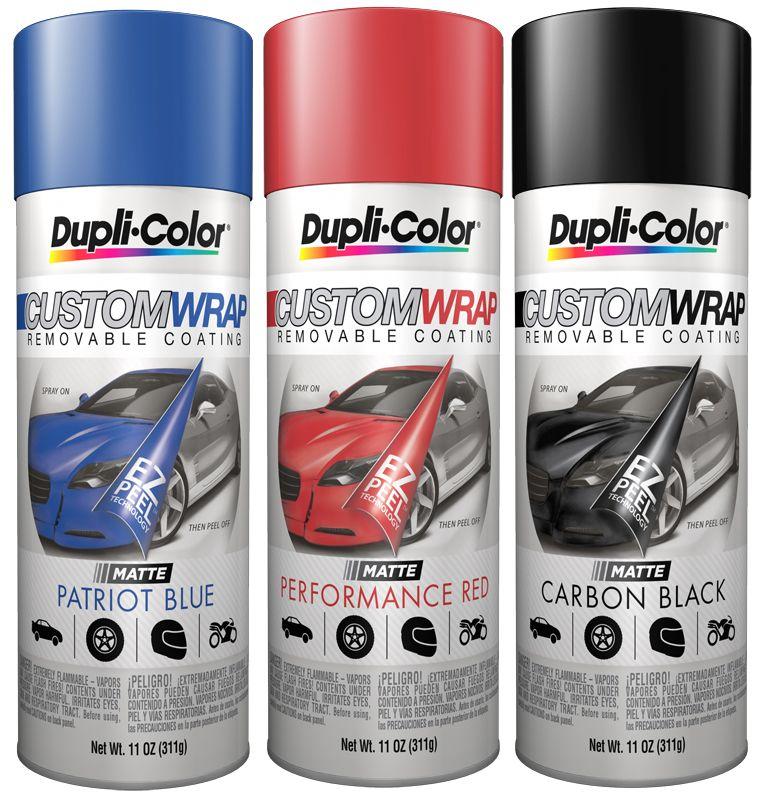 Dupli-Color Custom Wrap