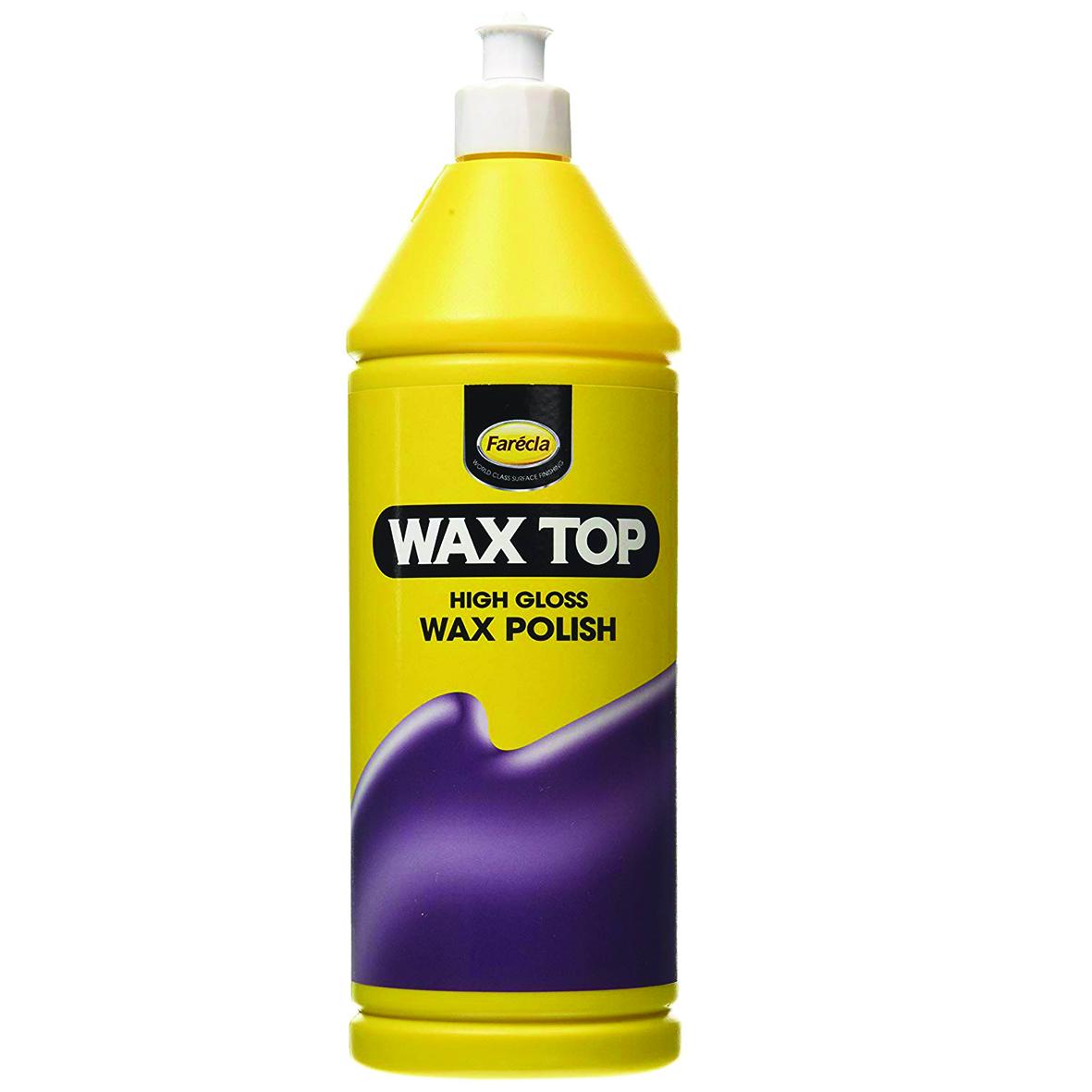 Wax Top – Wax Polish