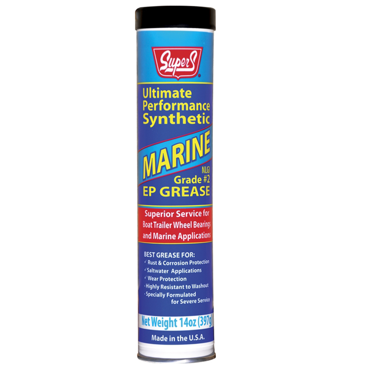 SUPER S SYNTHETIC EP MARINE GREASE